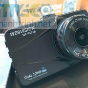 Camera hành trình ô tô WEBVISION S8 PLUS Wifi GPS giá tốt nhất
