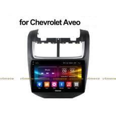 Lắp Đầu DVD Android 3G, 4G, Wifi, GPS Cho Ô Tô Chevrolet Aveo