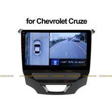 Lắp Camera 360 cho oto Chevrolet Cruze