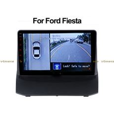 Lắp Camera 360 cho oto Ford Fiesta