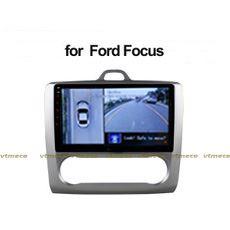 Lắp Camera 360 cho oto Ford Focus