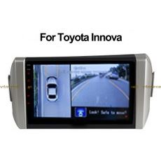 Lắp Camera 360 cho oto Toyota Innova