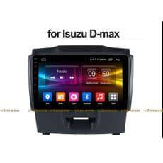 Lắp Đầu DVD Android 3G, 4G, Wifi, GPS Cho Ô Tô Isuzu D-Max