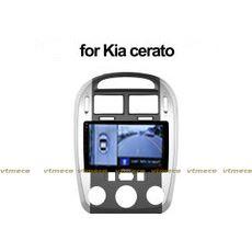 Lắp Camera 360 cho oto Kia Cerato