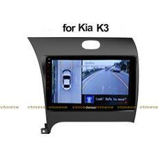 Lắp Camera 360 cho oto Kia K3