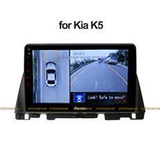 Lắp Camera 360 cho oto Kia K5