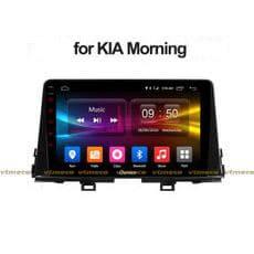 Lắp Đầu DVD Android 3G, 4G, Wifi, GPS Cho Ô Tô Kia Morning