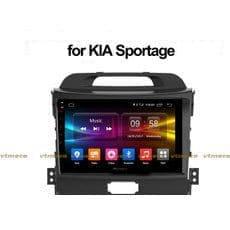 Lắp Đầu DVD Android 3G, 4G, Wifi, GPS Cho Ô Tô Kia Sportage