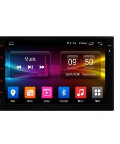 Lắp Đầu DVD Android 3G, 4G, Wifi, GPS Cho Ô Tô Mitsubishi Pajero Sport