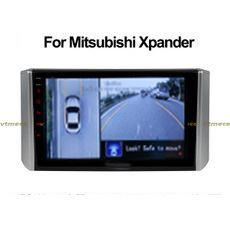 Camera 360 độ cho xe ô tô Mitsubishi Xpander