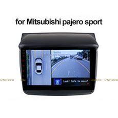 Lắp Camera 360 cho oto Mitsubishi Pajero Sport