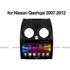 Lắp Đầu DVD Android 3G, 4G, Wifi, GPS Cho Ô Tô Nissan Qashqai