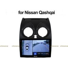 Lắp Camera 360 cho oto Nissan Qashqai
