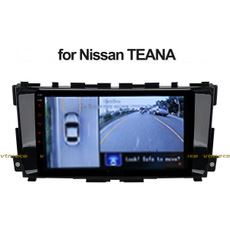 Lắp Camera 360 cho oto Nissan Teana