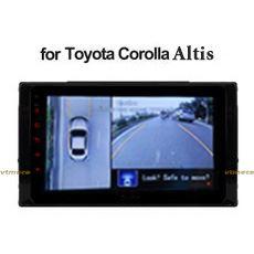 Lắp Camera 360 cho oto Toyota Corolla Altis