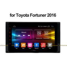 Lắp Đầu DVD Android 3G, 4G, Wifi, GPS Cho Ô Tô Toyota Fortuner
