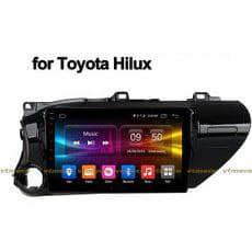 Lắp Đầu DVD Android 3G, 4G, Wifi, GPS Cho Ô Tô Toyota Hilux