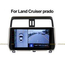 Lắp Camera 360 cho oto Toyota Land Cruiser Prado