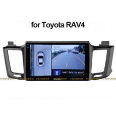 Lắp Camera 360 cho oto Toyota Rav4