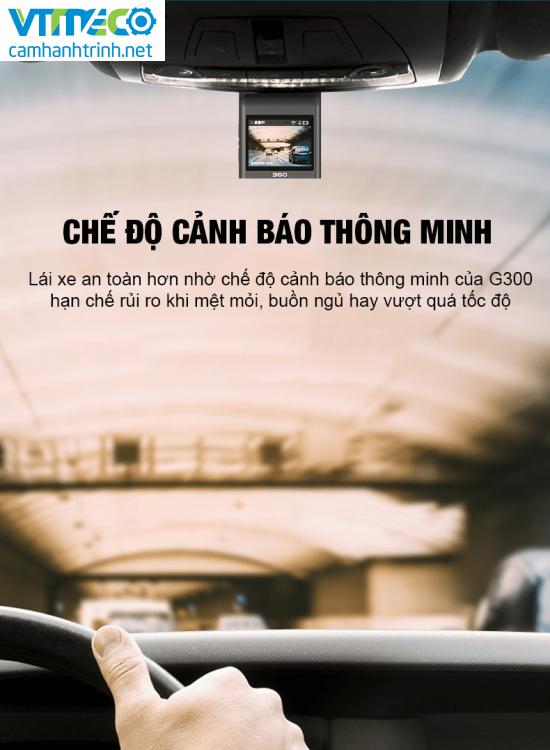 Camera Hành Trình G300-4